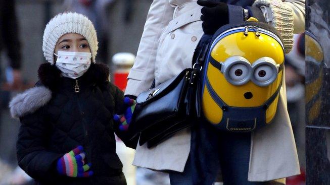 Malé děti patří k těm, které koronavirus ohrožuje nejvíc