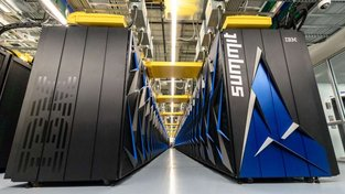 Summit, počítač-gigant od IBM