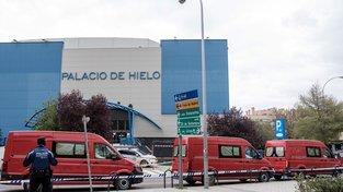 profimedia-0509183568 Madrid COVID-19