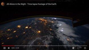 Země z vesmíru