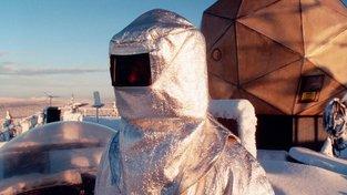 Vědec ze skupiny, která měří ozon u švédské Kiruny