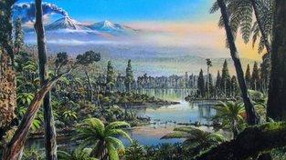 Poznáváte ji? Antarktida před 90 miliony let