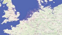 Jak by vypadal svět, kdyby hladina moří stoupla o 12 metrů