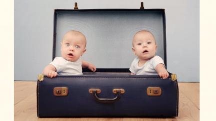 Evoluce dvojčata neplánovala. A přece se rodí!