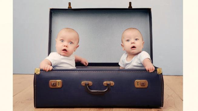 Že dvojčata nemusí být stejná? Fakt, jo?