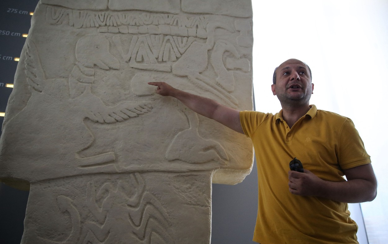 Archeologický div Göbekli Tepe