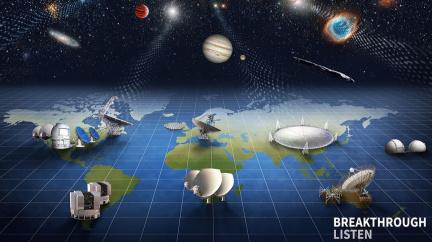 Zveřejněna místa, kde můžete najít mimozemšťany