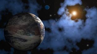Pohled na Zemi, Měsíc a Slunce. Jejich společný tanec je složitější, než byste čekali.