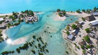 Kiribati, mizící idyla v Pacifiku.