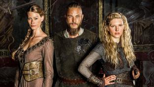 Idealizovaní vikingové ze stejnojmenného seriálu.