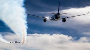 Tak bude vypadat kachní let s airbusy. Je to obraz budoucnosti dopravního letectví?