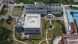 Wuchanský virologický institut. Vzešla z něj pandemie covidu?