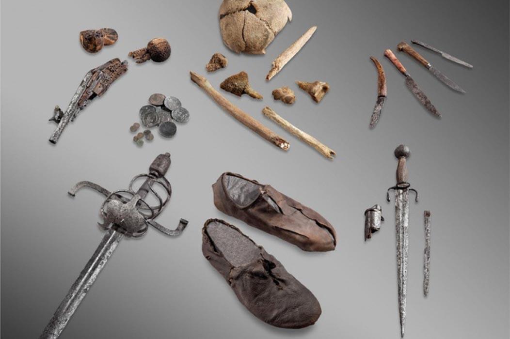 Glacier-artifacts