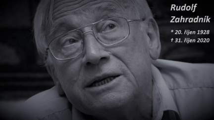 Zemřel akademik Rudolf Zahradník, mentor Angely Merkelové