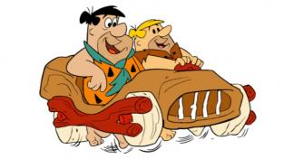 Barney, jako že se Fred Flintstone jmenuju, četl jsem, že nás dělí krůček od aut se strukturálními bateriemi.
