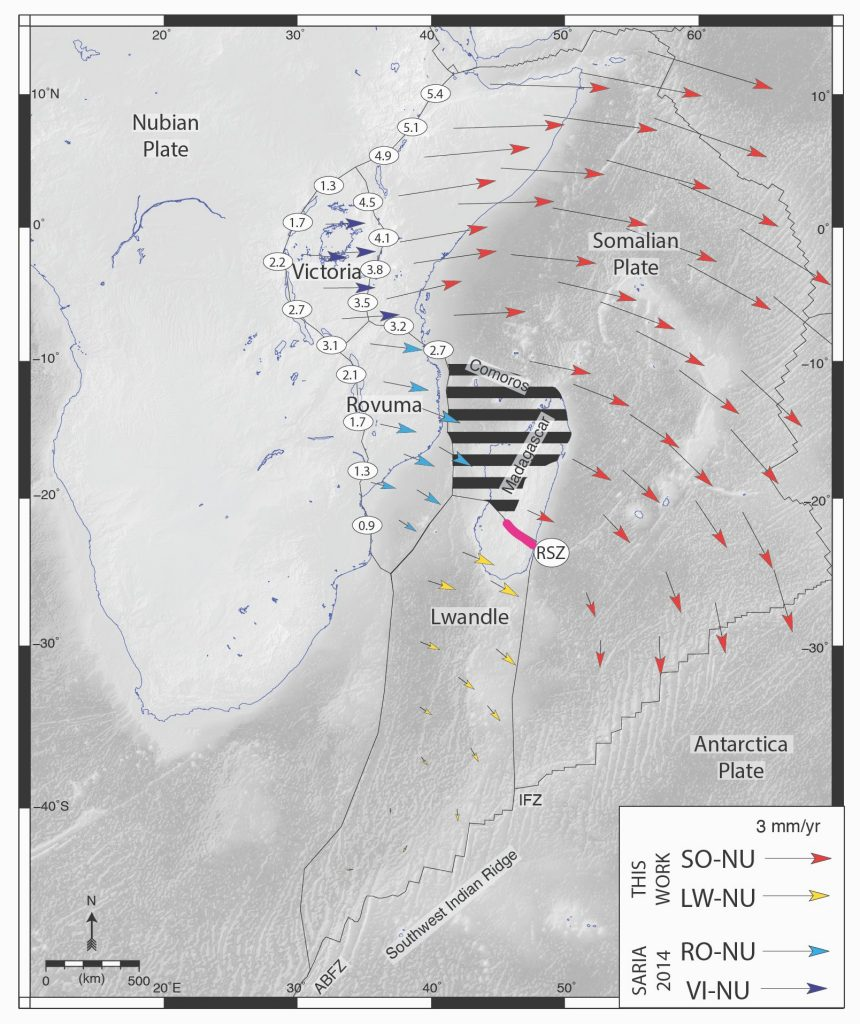 madagascar tectonic