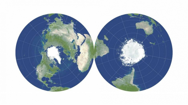 equidistant_azimuthal_projection