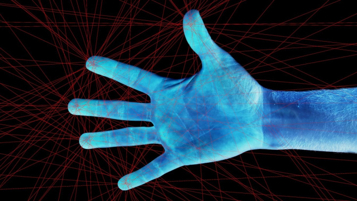 Lidské prsty jsou citlivější, než si dokážete představit