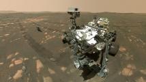 Sonda vyrobila na Marsu kyslík, který se dá dýchat