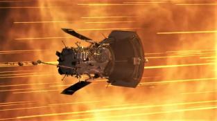 Sluneční sonda vytvořila rychlostní rekord mezi objekty sestrojenými člověkem