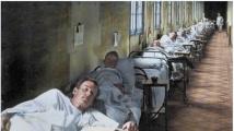 Španělská chřipka v barvách
