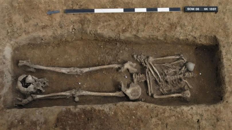 D. Webb/Cambridge Archaeological Unit
