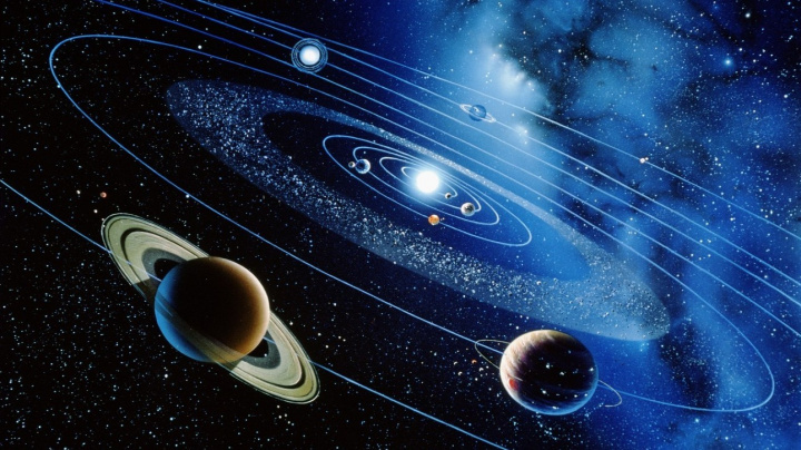 Video ukazuje, co se stane, když upustíte míč na různých planetách