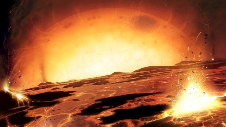 Až Slunce zničí Zemi...
