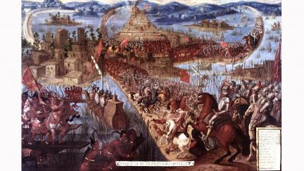 Před 500 lety padl Tenochtitlán, z masakru se dělalo zle i těm nejotrlejším