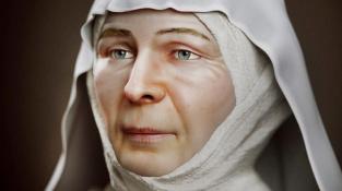 Odhalena tvář zavražděné světice, kněžny Ludmily