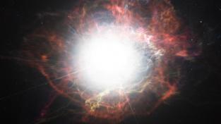 Záhada stará 840 let vysvětlena. Objeveno torzo supernovy, která zářila ve středověku
