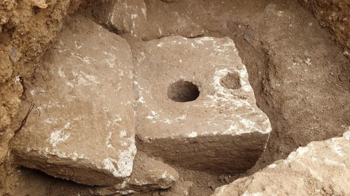 Tato toaleta byla před 2700 lety vrcholem luxusu