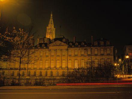 Rohanův palác.