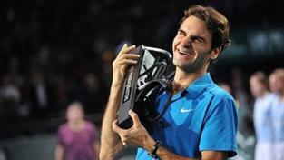 Federer překonal 287. týdnem v čele ATP Samprase