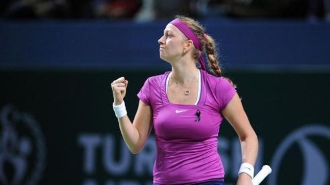 Tenistka Kvitová prohrála s Li Na a po Sydney jedničkou nebude
