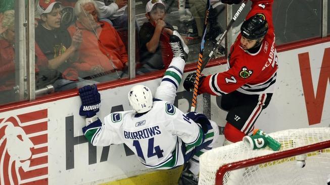 Tvrďák Green se v NHL stal ranařem týdne