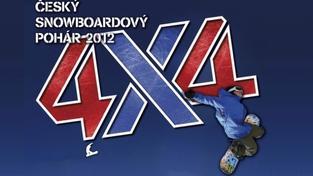 Český snowboardový pohár 2012 začíná už tento týden!