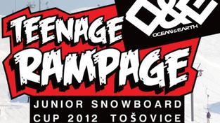 Teenage Rampage 2012 - na snowboardy s celou rodinou...