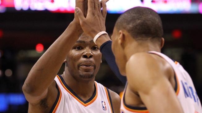 Durant zazářil v NBA 51 body a dovedl Oklahomu k výhře
