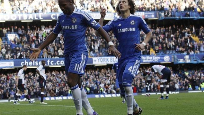 Chelsea vyřadila Barcelonu, Čech si zachytá finále Ligy mistrů