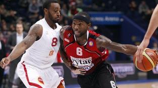 Nymburk zaskočil favorizované basketbalisty CSKA Moskva