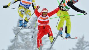 Kanadský skikrosař Zoricic zemřel po těžkém pádu v Grindelwaldu