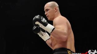 Po knokautu v devátém kole přišel boxer Pála o pás mistra Evropy
