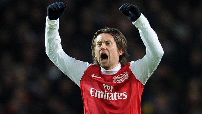 Rosický podepsal s Arsenalem novou smlouvu