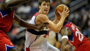 Veselý si v NBA vylepšil střelecké maximum