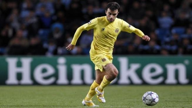 Image: 0106172223, License: Rights managed, Restrictions: Not available for use in Corbis Merchandise., Giuseppe Rossi of Villarreal, Model Release: No or not aplicable, Credit line: Profimedia.cz, Corbis