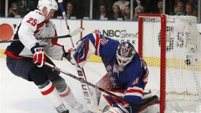 Washington si proti Rangers vynutil sedmý zápas
