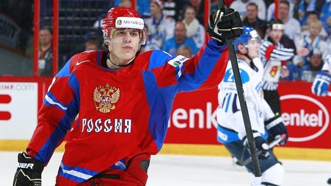 Rusové i díky Malkinovu hattricku deklasovali Finsko
