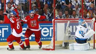 Hokejisté porazili Finy a získali na MS bronz