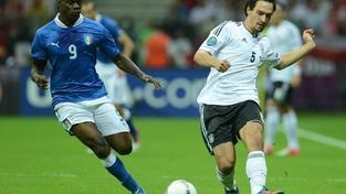 Itálie vs Německo 2:1, Itálie jde zaslouženě do finále!